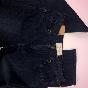 RACHEL Rachel Roy Jeans - Rachel Roy Dolly Crop Flare Midrise 29 Jeans